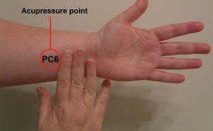 titik akupunktur PC6